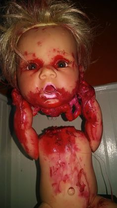 DIY dolls for Halloween