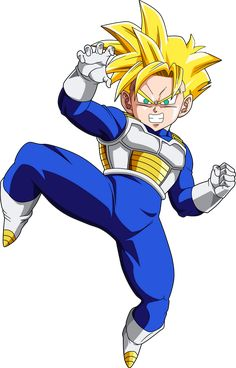  ★  Gohan  ★   in the hyperbolic time chamber