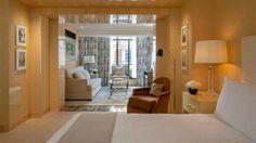 De un hotel en barrio de prostitutas a una cadena de lujo: el éxito de Isadore Sharp, fundador de Four Seasons  Four Seasons dice que fue uno de los primeros hoteles en incorporar un servicio de habitación de 24 horas.. Foto: FOUR SEASONS HOTELS