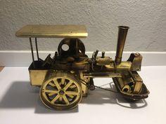90 Antike deutsche Dampfmaschine aus Messing von  Wilesco    eBay Messing, Cannon, Guns, Ebay, Steam Engine, Antiquities, German, Weapons Guns, Revolvers