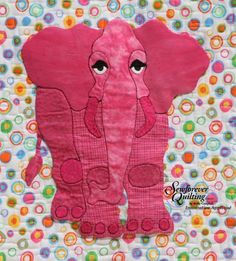 Zoo Series Elephant - via @Craftsy
