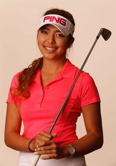 Alison Lee smokes a -5 at #Evian ! #LPGA #Sports