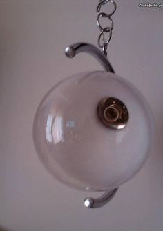 space age lamp murano glass  Candeeiro de colecção Space Age globo Murano - à venda - Antiguidades e Colecções, Setúbal - CustoJusto.pt