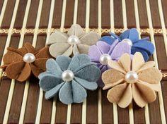 #flower, #felt, #scrapping