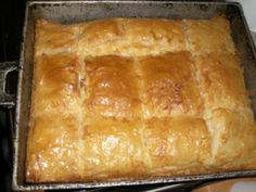Strudel, Banana Bread, Food To Make, Food And Drink, Cookies, Desserts, Recipes, Kitchen, Crafts