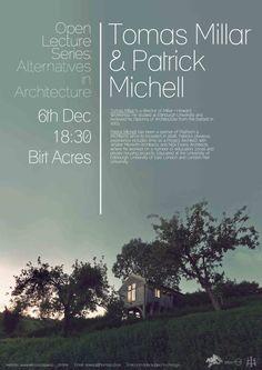 SAWSA Lecture Poster - Tomas Millar & Patrick Michell