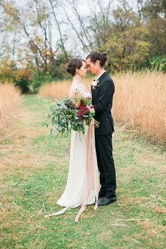 Music Inspired Wedding Featured On Midwest Bride