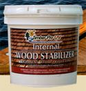 Timber ProUV Internal Wood Stabilizer. non-toxic wood treatment for coops. Includes discount code