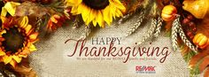 Thank you for all that you do #Thanksgiving #happyholidays #turkeyday #realestate #remaxne #remax