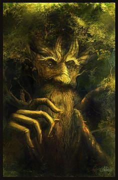 Treebeard by Suzanne-Helmigh.deviantart.com on @deviantART