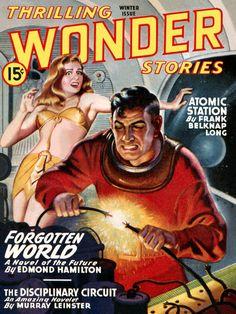 Thrilling Wonder Stories Winter 1946