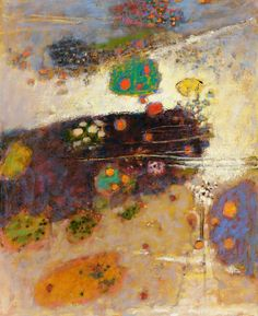Alchemy | oil on canvas | 46 x 38"
