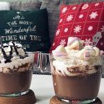 Karácsonyi forró csokoládé Serpenyővirtuóz konyhájából Paleo, Food And Drink, Pudding, Sweets, Meals, Drinks, Drinking, Beverages, Good Stocking Stuffers
