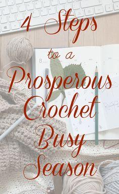 4 Steps to a Prosperous Crochet Busy Season Community Boards, Community Manager, Knitting Patterns, Crochet Patterns, Crochet World, Yarn Needle, Free Crochet, Crochet Crafts, Make And Sell