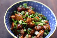 Paleo Chinese Orange Chicken - we did this in lettuce wraps and it was delicious! We did half chicken and half grass fed beef!
