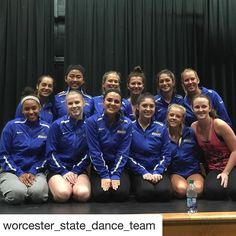 #Repost @worcester_state_dance_team  5 DAYS UNTIL TRYOUTS  they are at 5pm in the SULLIVAN AUDITORIUM Can't wait to see you there !