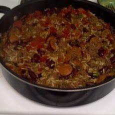 Cajun Dirty Rice Recipe