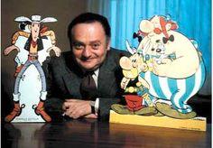 René Goscinny - El pequeño Nicolás Bookends, Home Decor, Writers, Authors, Literatura, Libros, Stand Up Comedians, Documentary, Fle