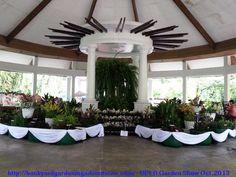 university Seniors' Social Garden - venue of the garden show