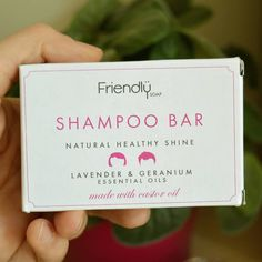 It's time to cut plastic out my hair care routine 👩🏻 Having given up conditioner altogether, now I'm ditching bottled shampoo.  Shampoo bars are travel-friendly 🛫 and mega concentrated so one can last up to three times longer than a bottle of liquid shampoo does 🙏🏻 I'm trying out my first shampoo bar from @friendlysoapltd It is #vegan , #crueltyfree and packed with natural ingredients and essential oils. It also creates a nice good lather 😌 #zerowastewednesday #shampoobar #solidshampoo Solid Shampoo, Shampoo Bar, Geranium Essential Oil, Essential Oils, Hair Care Routine, Im Trying, Castor Oil, Giving Up, Cruelty Free
