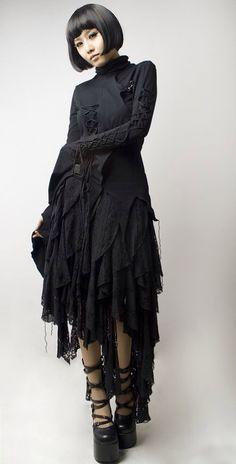 Beautifully Goth : Photo