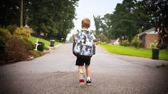 Federal Law Now Says Kids Can Walk To School Alone