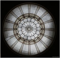 Dome at the museum of Art and History in Brussel