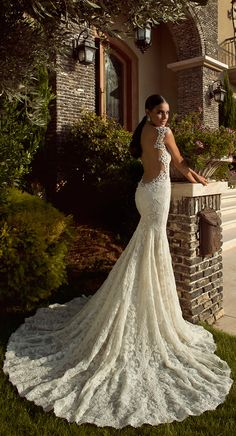 Galia Lahav 2014: The Empress Deck Bridal Collection - Belle the Magazine . The Wedding Blog For The Sophisticated Bride