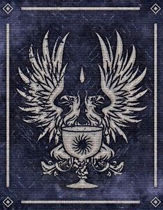 Grey Warden banner, Dragon Age