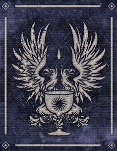 Grey Warden banner, Dragon Age