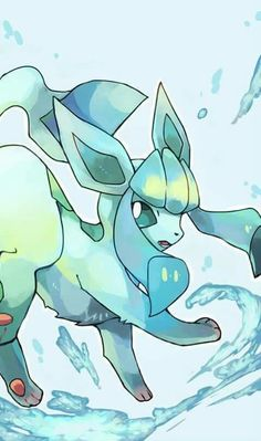 Party Glaceon
