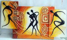 Mandar Arts And Craft. Time At Dhayari - Crafts Classes In Dhayari Pune - Click. Clay Wall Art, Mural Wall Art, Mural Painting, Ceramic Painting, Painting Abstract, Ceramic Art, Diy Canvas Art, Abstract Canvas, African Art Paintings