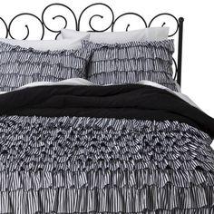 Xhilaration® Ruffle Comforter Set