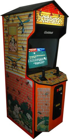 Ten Weird Arcade Games You've (Probably) Never Played | Home ...