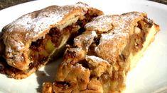 Eines der beliebtesten Rezepte in der alpenländischen Küche ist der Apfelstrudel. Im schönen Südtirol wird dieser Klassiker mit einem feinen Mürbteig zubereitet. Wenn dann noch die frisch geernteten, saftigen Äpfel mit ins Spiel kommen, wird es ein wahrer Gaumenschmauß. Hier das Rezept von Monika Fieg vom Schlosswirt Juval. Cheesesteak, Beef, Ethnic Recipes, Food, Apple Strudel, Popular Recipes, Most Popular Recipes, Bakken, Food Food