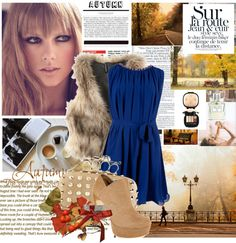 """""""Blue"""" by martamay19 on Polyvore"""