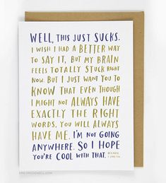 Cancer Survivor Creates Empathy Cards For People With Serious Illnesses | Bored Panda