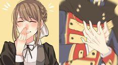 Anime Princess, My Princess, Bedroom Decor For Couples Small, Webtoon Comics, Manga, Anime Love, Haikyuu, Art Drawings, Character Design