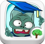 Math vs. Zombie - addictive math game that kids will not want to stop.  Very fun!
