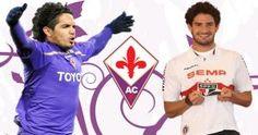 Pato sería compañeros de Vargas en la Fiorentina. Setiembre 30, 2014.