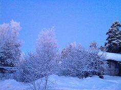 Beautiful wintertime @Lappeenranta, Finland