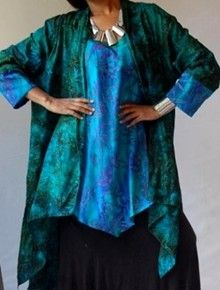 Green Teal Cami Jacket Set 20 22 24  Might be my Mother of the Groom outfit.