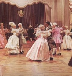 The Slipper and the Rose (film) - the ball, via Flickr.    Love this film! Beautiful Dress!