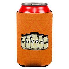 Cinco De Mayo - Funny Jar Joke Can Cooler