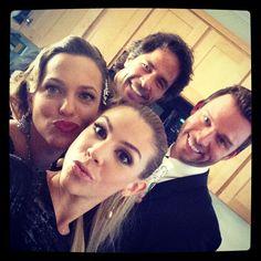 Ari, Kate, Shawn & Eric