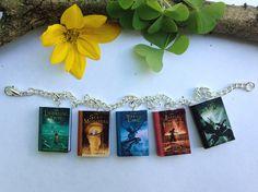 Percy Jackson Book Bracelet