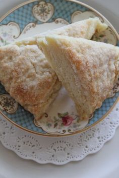 A Wise Woman Builds Her Home: Tea & Scones