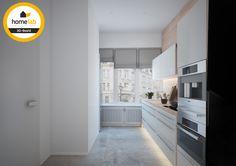 Homelab keuken renovatie appartement te Sint-Truiden