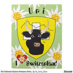 Uri Schweiz Suisse Svizzera Svizra Puzzles