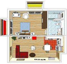 3 Arquitetura: CASA IDEAL PARA O IDOSO
